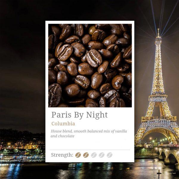 Paris by Night Coffee