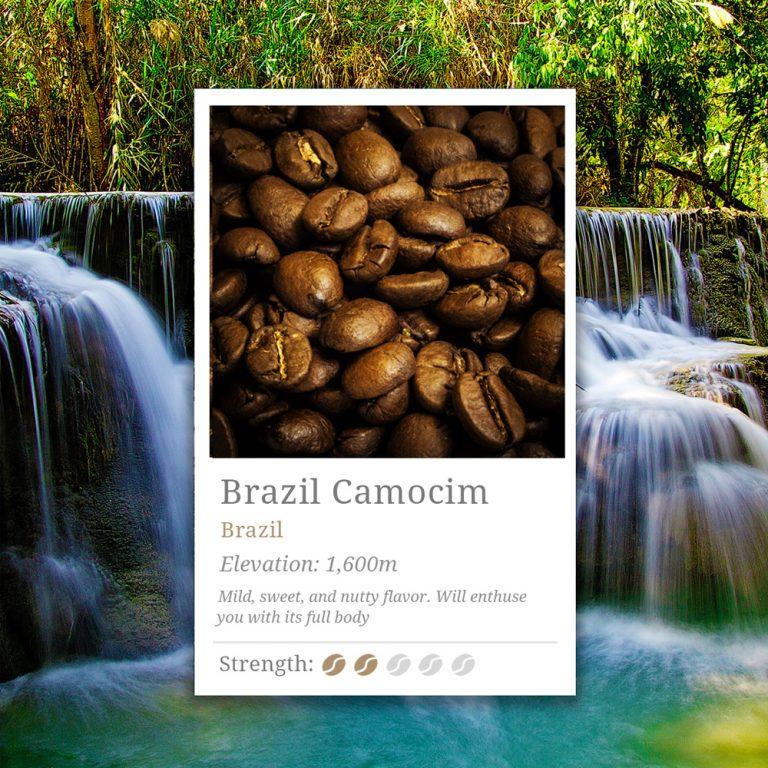 Brazil Organic Speciality Coffee