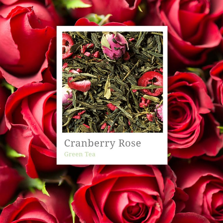 Cranberry Rose Tea