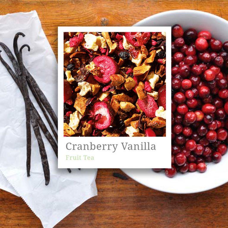 Cranberry Vanilla Tea