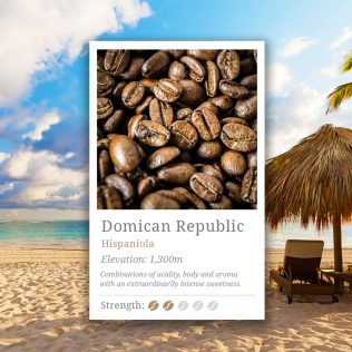 Dominican Republic Speciality Coffee