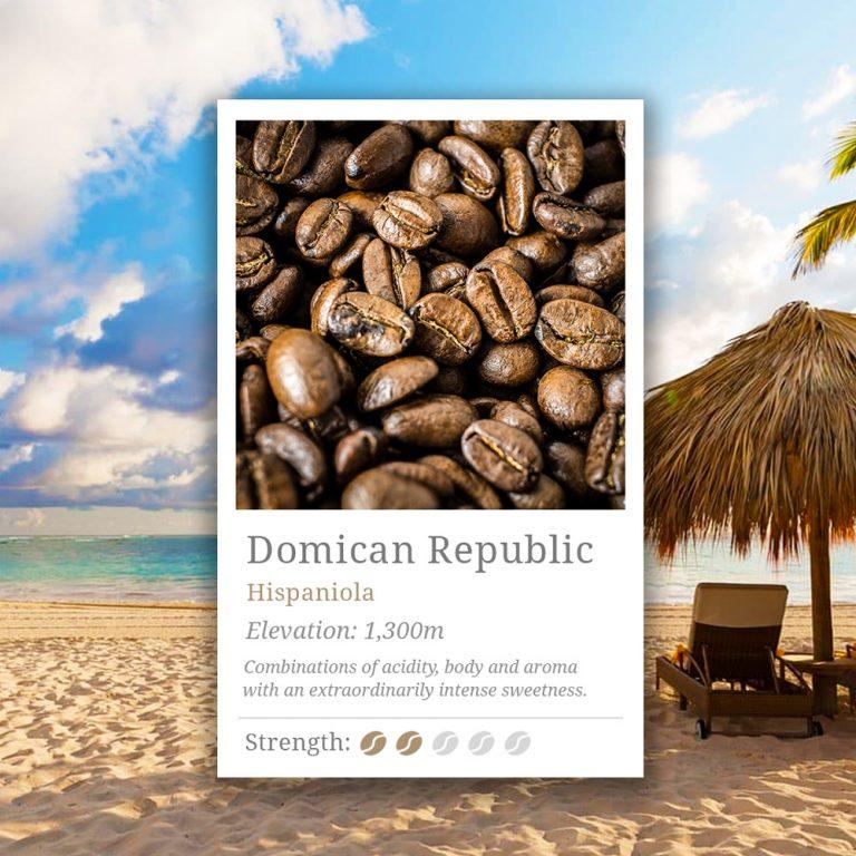 Dominican Republic Speciality Coffee