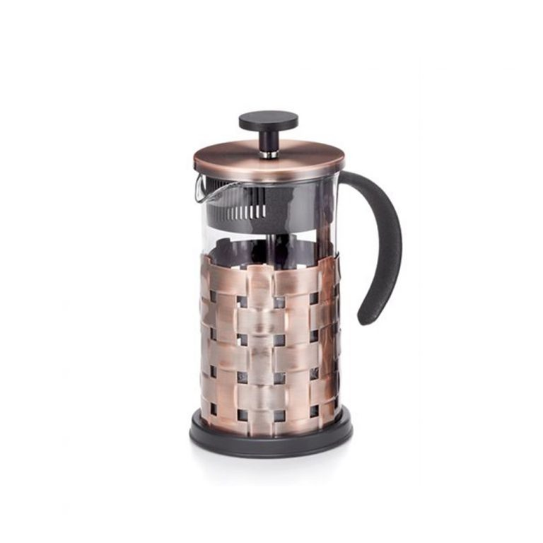 Small French Press Gold