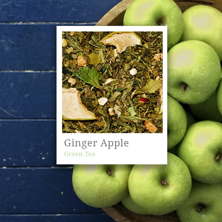 Ginger Apple Tea