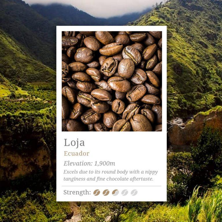 Ecuador Loja Coffee