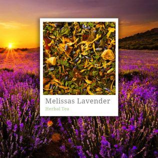 Melissa Lavender Herbal Tea