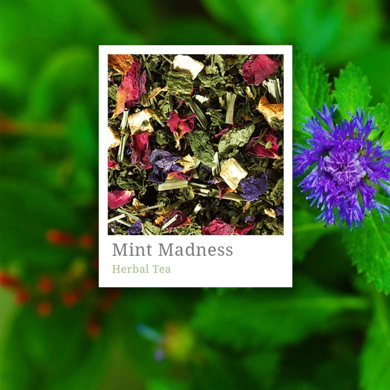 Mint in the Madness Tea