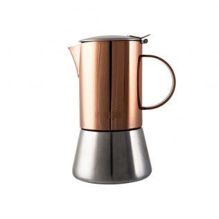 Cafetiere Moka Pot Copper