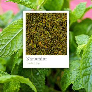 Nanamint Herbal Tea