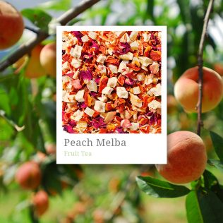 Peach Melba Tea Blend