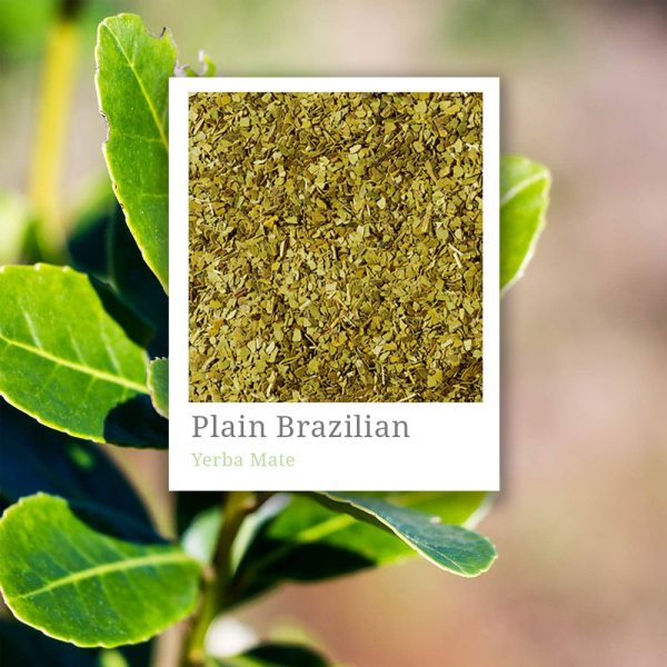 Yerba Mate Plain Brazilian