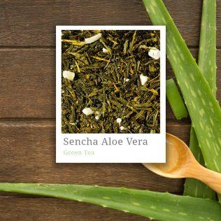Sencha Aloe Vera Tea
