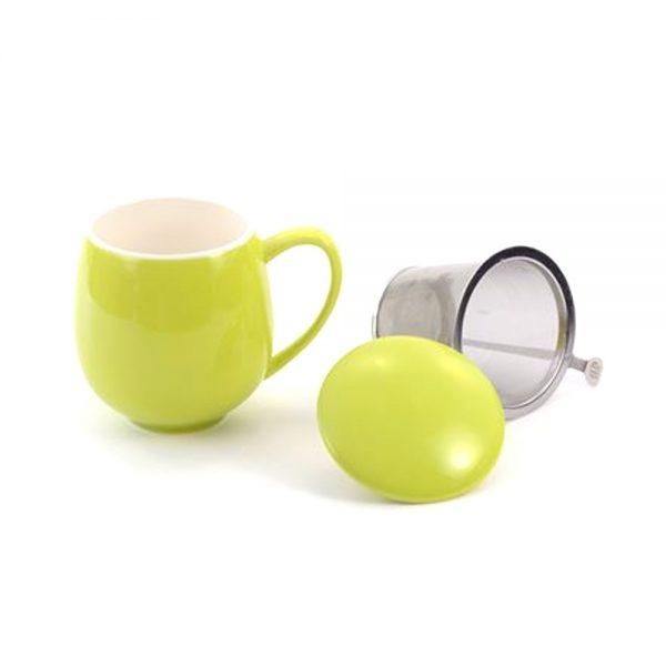 Lime Sarah Tea Cup