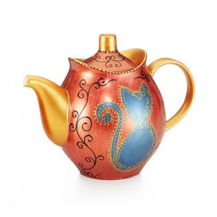 Colourful Teapot