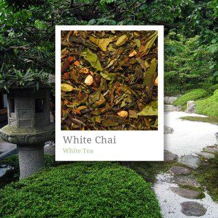 White Chai Tea Blend