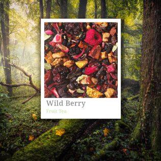 Wild Berry Tea Blend
