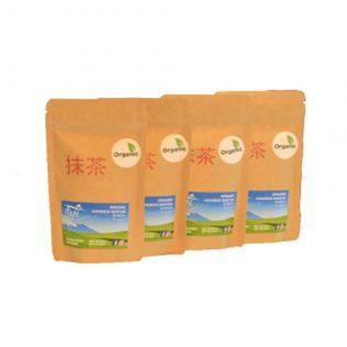 Organic Matcha 4 Bag Deal