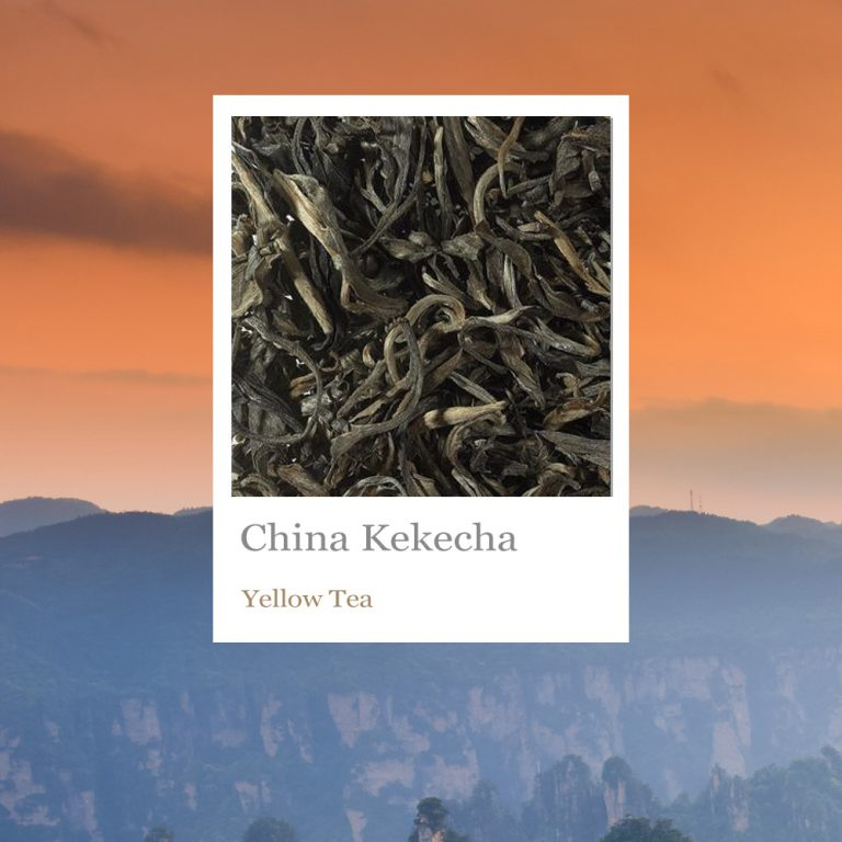 China Kekecha Tea Blend