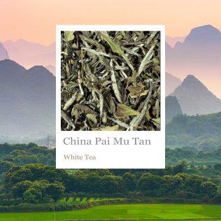 China Pai Mu Tan Tea