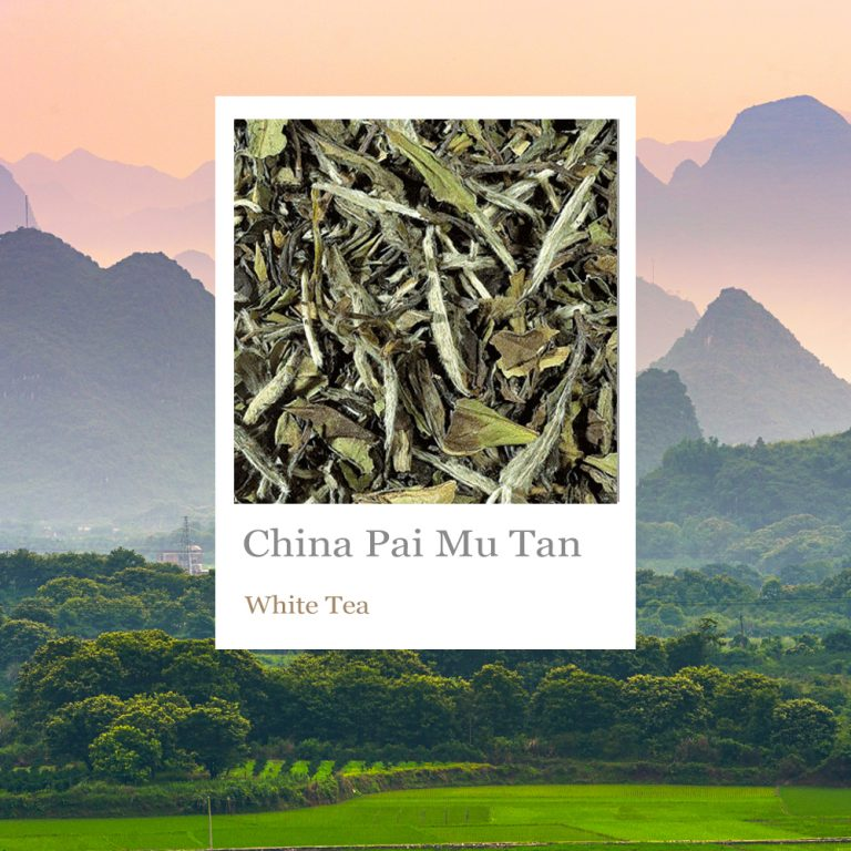 China Pai Mu Tan Tea