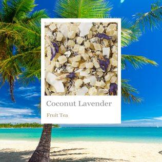Coconut Lavender Tea