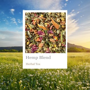Natural Hemp Blend Tea