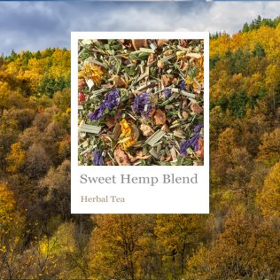 Organic Sweet Hemp Tea