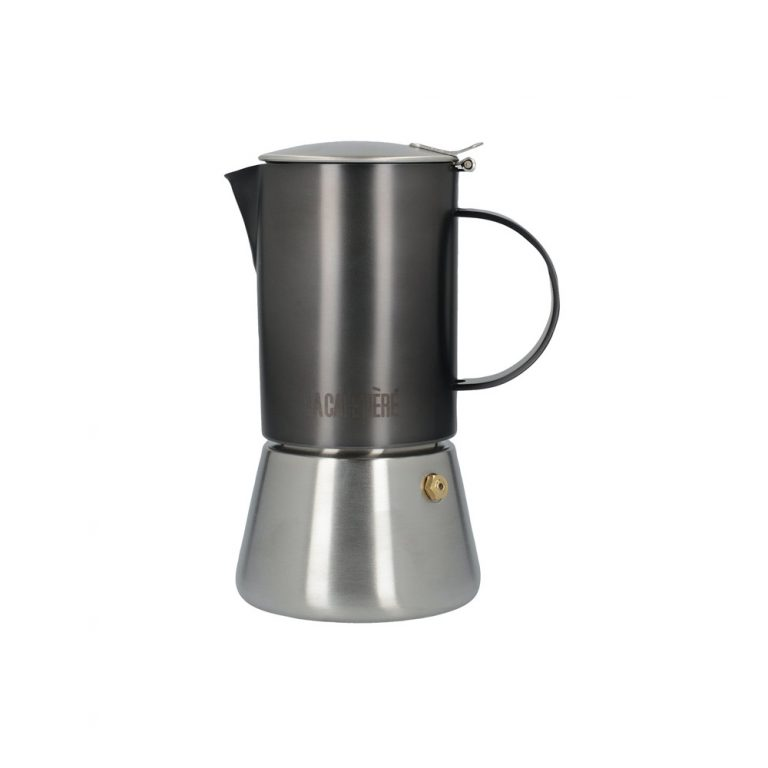 La Cafetière Stainless Steel Stovetop