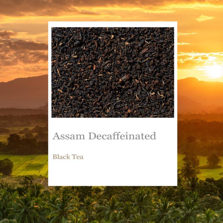 Assam Broken Decaffeinated
