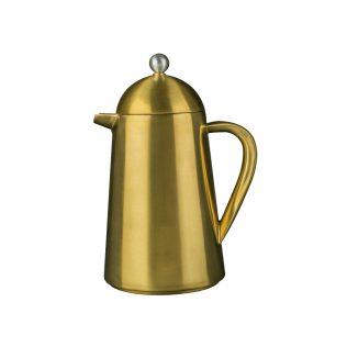 La Cafetière Brushed Gold Thermique 3 Cup