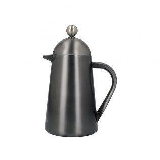 La Cafetière Gun Metal Thermique 3 Cup