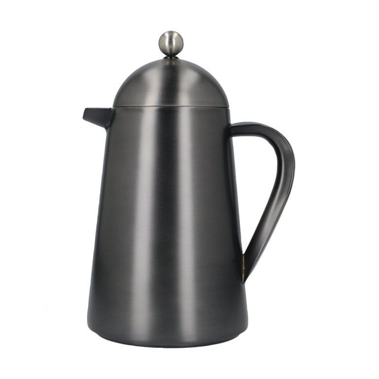 La Cafetière Gun Metal Thermique 8 Cup
