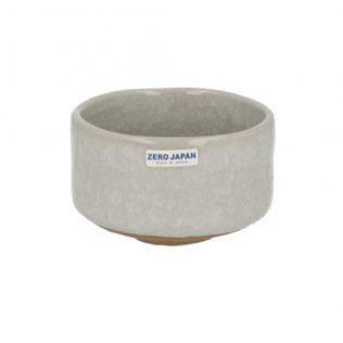 Matcha Bowl White Stone