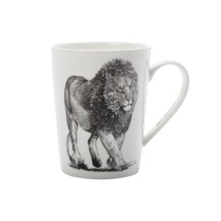 Marini Ferlazzo Lion Mug